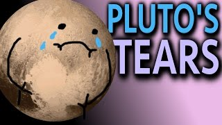 EAT THE SOLAR SYSTEM - 2 Girls 1 Quick Look: Pluto's Tears!