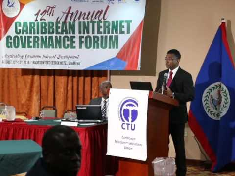 Caribbean Internet Governance Forum Hosted in Belize City