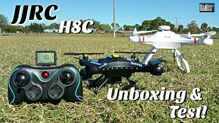 JJRC H8C Quadcopter [HD Cam] - Cheerson CX-20 Mini Clone?!?!? - Syma X5C Killer - Unboxing & Test!
