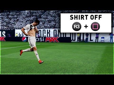 NEW SECRET FIFA 19 CONTROLS YOU DONT KNOW