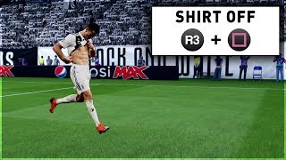 NEW SECRET FIFA 19 CONTROLS YOU DONT KNOW