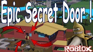 Epic Secret Door! : Lumber Tycoon 2 | RoBlox