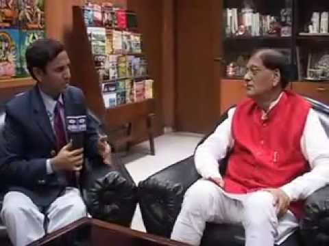 Dr  Bindeshwar Pathak  founder of Sulabh International on documentary part 02