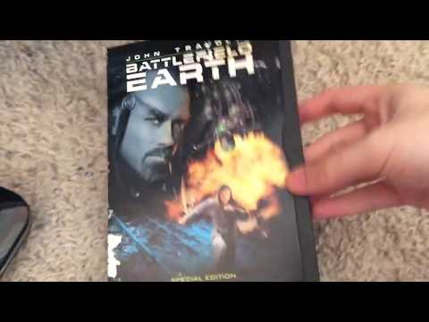 Opening Previews #3: Battlefield Earth (2000) on DVD.