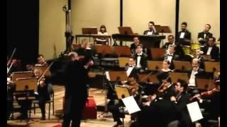 A.Piazzolla: Oblivion - P.Soave, bandoneon - G.L.Zampieri, reg. Orq. Sinfônica Ribeirão Preto