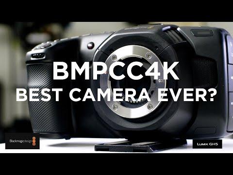 REVIEW Blackmagic Pocket Cinema Camera 4k & GH5