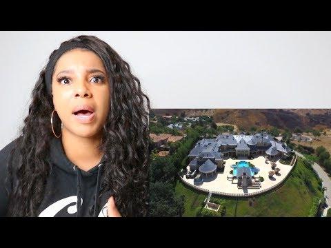 JEFFREE STAR'S NEW HOUSE! *IMPRESSIVE*   Reaction thumbnail