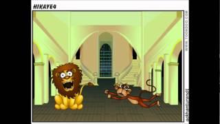 Aslanın Sarayı Masalı
