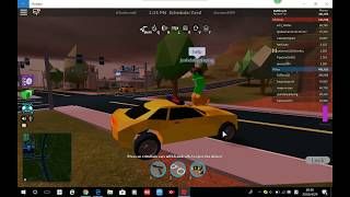 Trolling Everyone with Prison Suit:) | Roblox