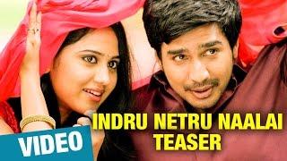 Indru Netru Naalai First Look Teaser | Hiphop Tamizha | Vishnu Vishal | Mia George | Karunakaran
