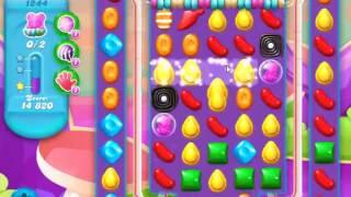 Candy Crush Soda Saga Level 1244 - NO BOOSTERS