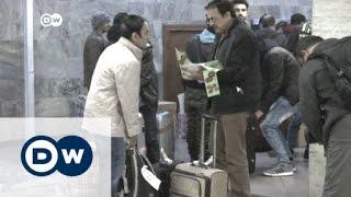 وصول طالبي اللجوء الأفغان لديارهم بعد ترحيلهم من ألمانيا | الأخبار