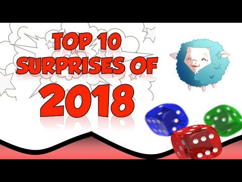 Top 10 Surprise Games of 2018