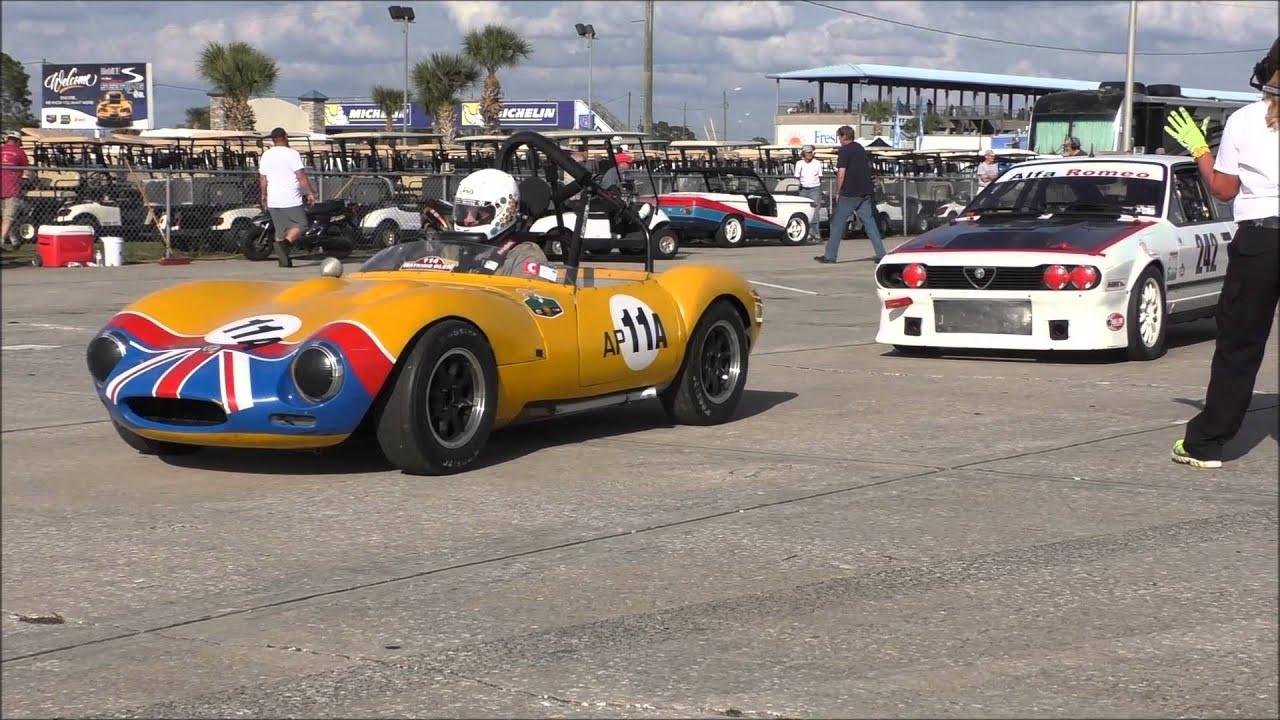 2016 Sebring SVRA Races - YouTube
