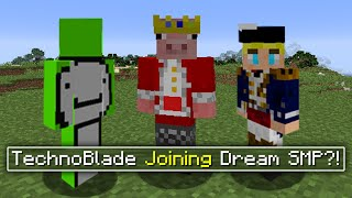 Technoblade Talks about JOINING the Dream SMP!