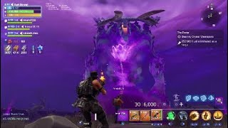Fortnite Save The World | The Storm King | Save The World Ending!
