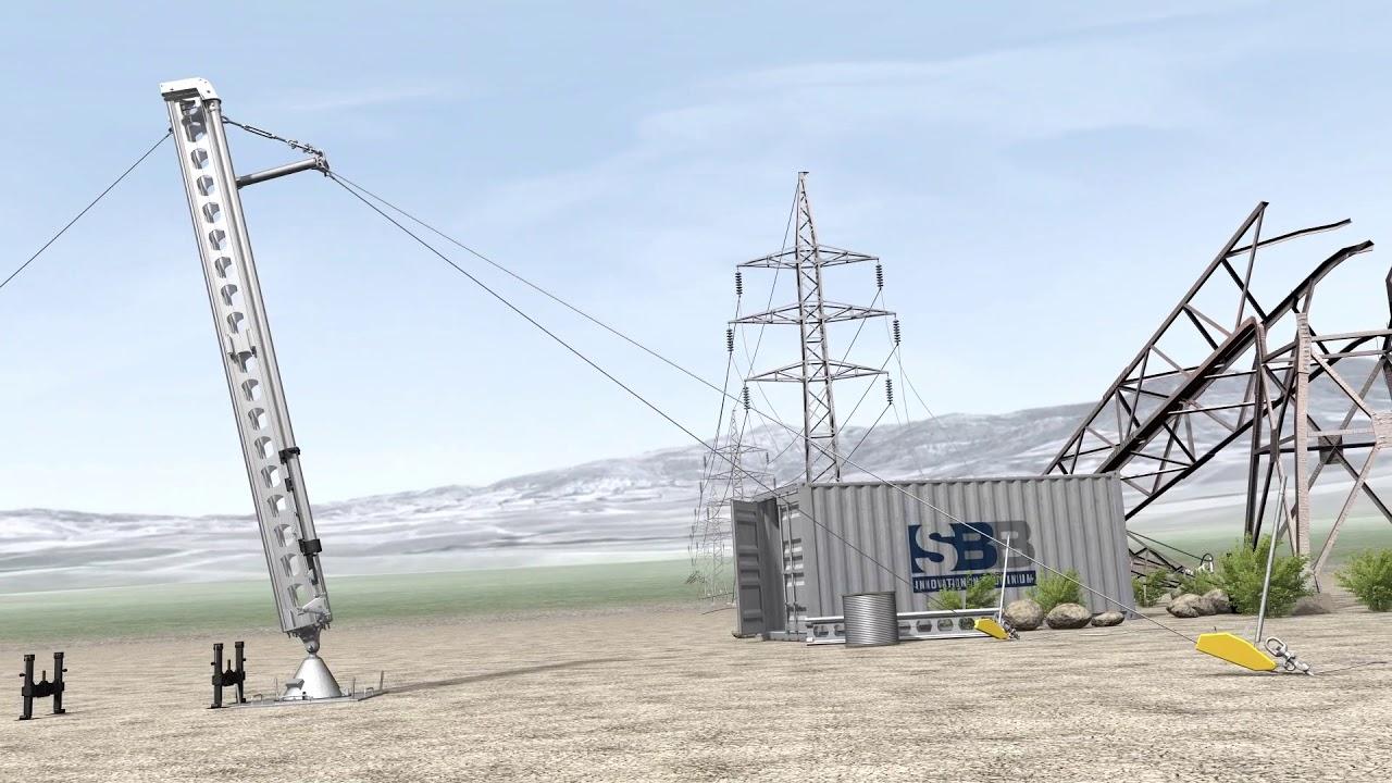 SBB Emergency Restoration System (ERS) Installation - YouTube