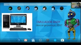 Video Emulador Android para PC | Instalar Andy en la PC |Windows 10, 8 y 7 | 2018 download MP3, 3GP, MP4, WEBM, AVI, FLV Juli 2018