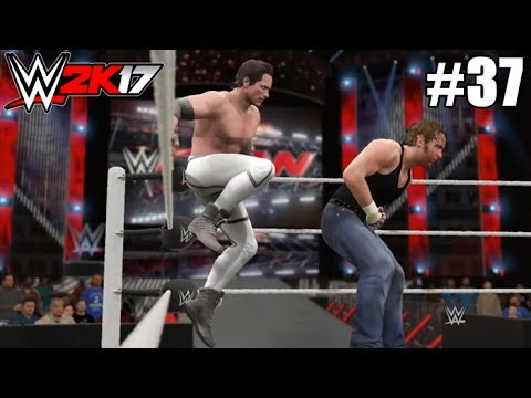 #37 - Ambrose contra Zezo - My Career - WWE2K17