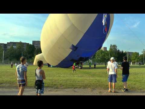 Elektrėnai - V-asis oro balionų čempionatas