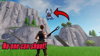 No one can shoot you after you do this glitch (New) Fortnite Glitches Season 7 2019
