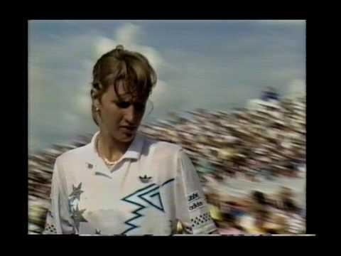 ARD - Steffi Graf gegen Gabriela Sabatini 1988 WTA Tour
