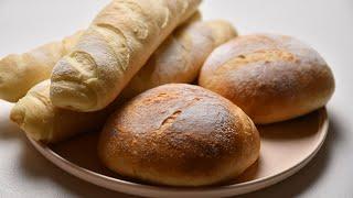 ВАРЕНЫЙ ХЛЕБ Рецепт простого домашнего хлебушка
