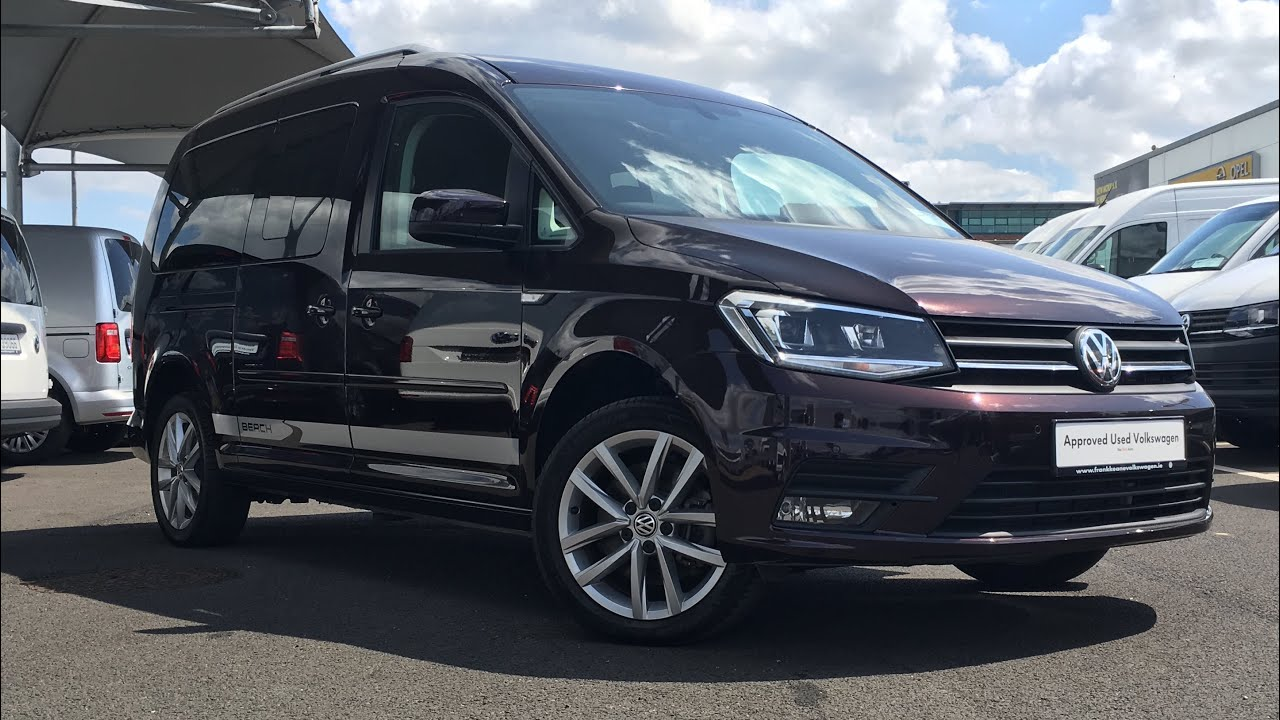 2017 vw caddy beach camper the ultimate vw caddy youtube. Black Bedroom Furniture Sets. Home Design Ideas