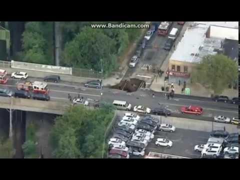 """""""Massive Sinkhole In Brooklyn, New York""""#breaking news#"""