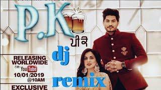 Pk Punjabi new song Gurnam Bhullar dj remix jholll mp3