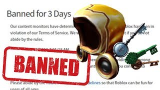 THE GOLDEN DOMINUS WINNER WAS BANNED! (Roblox)