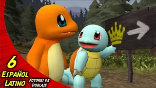 ¡El Rey Del Bosque! - Escuadrón Inicial (EP. 6) Español Latino. #pokemon #doblaje #escuadroninicial