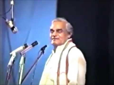 Vajpayee's thunderous speech on V.D Savarkar ( MUST WATCH )