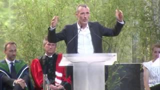 Emmanuel Faber - Cérémonie Remise Diplômes HEC - Juin 2016