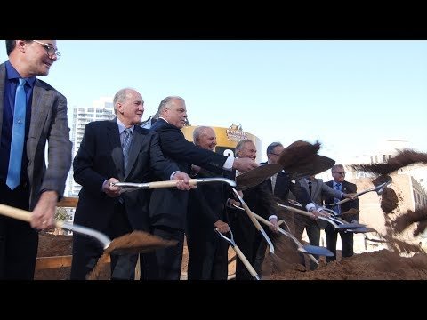 Rutgers Breaks Ground on New Performing Arts Center