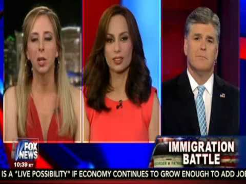Hannity Flubs Natural Born Citizen