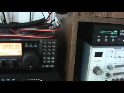 Icom IC-718 Repair and Tune Up