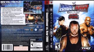 "Smackdown vs Raw 2008 soundtrack - ""Right On Time"" by AM Conspiracy with Arena Effects"