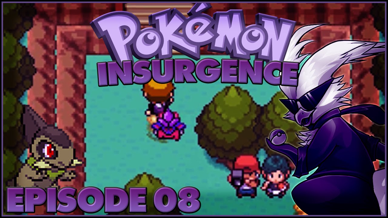 how to play pokemon insurgence on iphone
