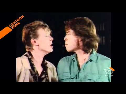 Mick Jagger & David Bowie - Dancing in the street