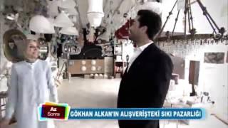 Gökhan Alkan'dan sıkı pazarlık -Evim şahane