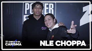 17-Year-Old NLE Choppa Came Up In The Game In Just 10 Months & Collab'd With Blueface