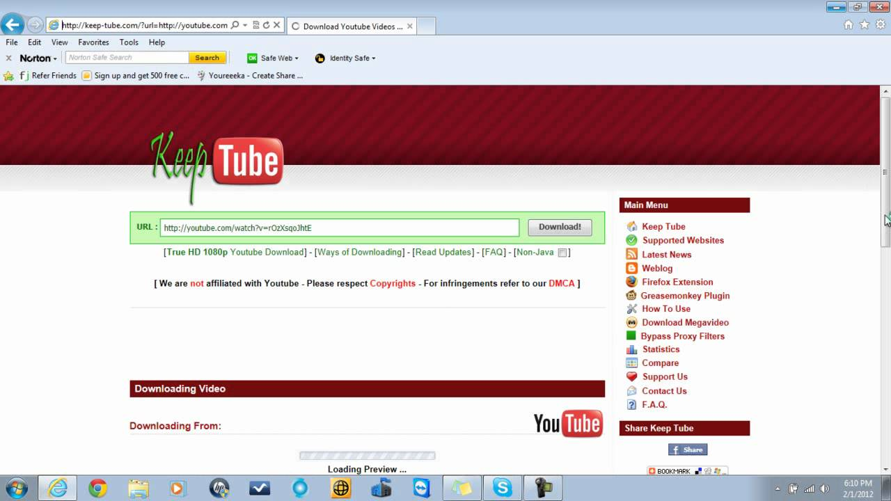 How to download youtube videos quick and easy youtube how to download youtube videos quick and easy ccuart Image collections