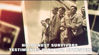 Holocaust Survivors Testimonies: Goldie Jacoby | StandWithUS TV