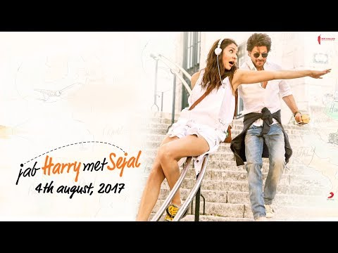 Radha – Jab Harry Met Sejal (Indonesia) | Shah Rukh Khan | Anushka Sharma| Latest Hit 2017