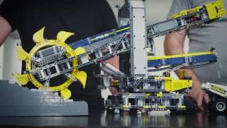 Designer Workshop: Bucket Wheel Excavator - LEGO Technic