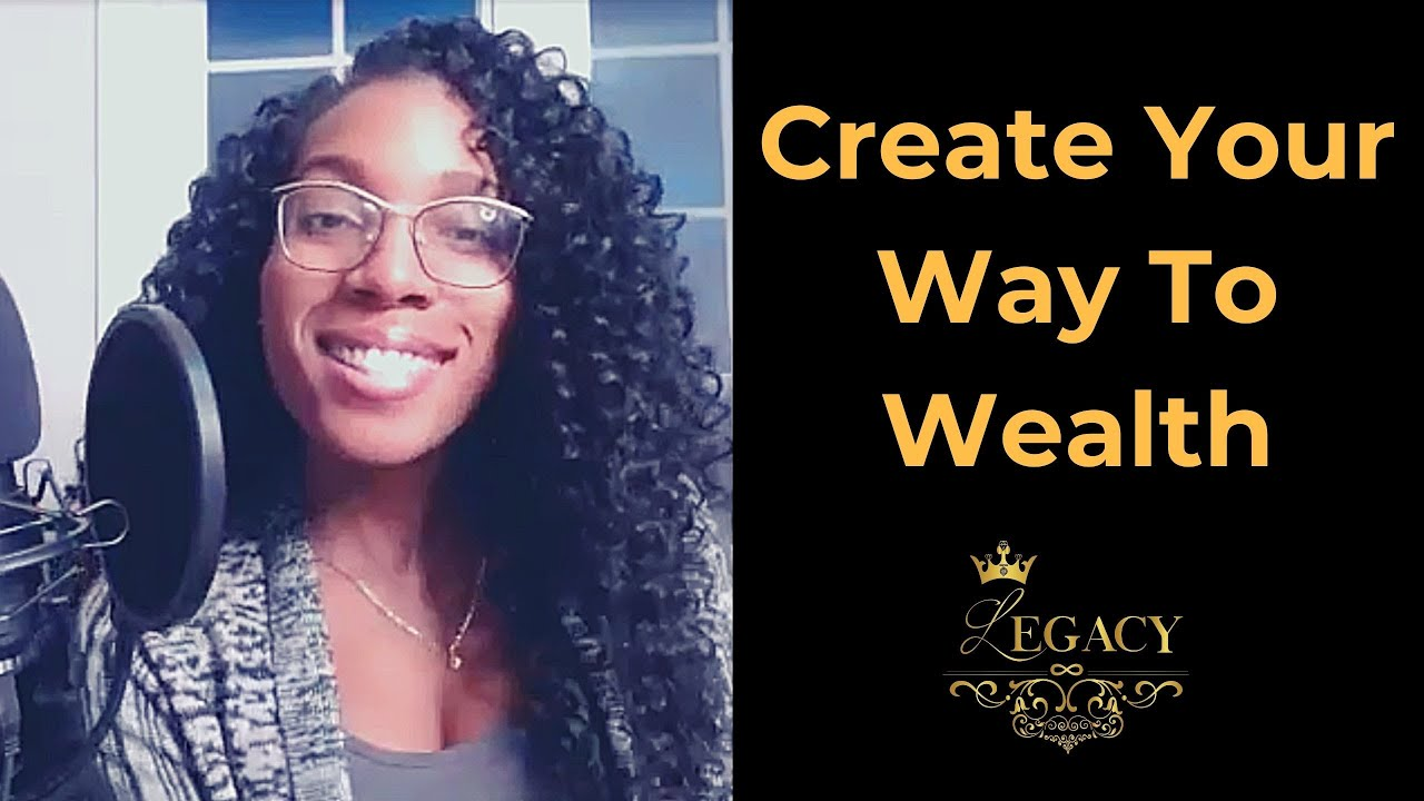 VISUALIZE YOUR WAY TO WEALTH - The Legacy Podcast #46