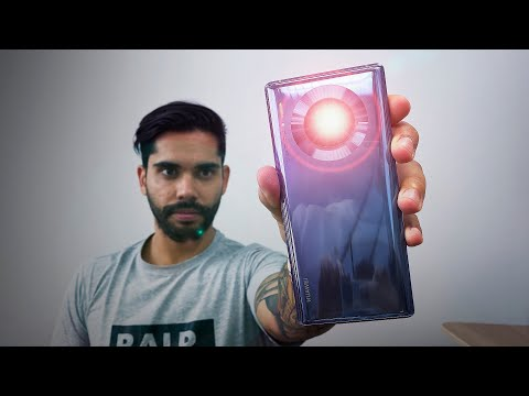 HUAWEI Mate 30 Pro UNBOXING