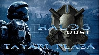 Halo 3 ODST Legendary Walkthrough: Mission 1 - Tayari Plaza
