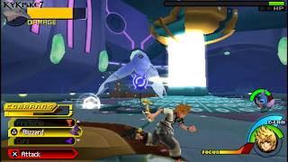 "KH: Birth By Sleep - Walkthrough - Part 41 - Ventus -""Deep Space"" (2/2)"